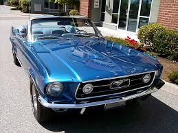 1967 blue mustang 1967 blue mustang convertible kaml