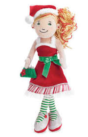 groovy girls awesome holiday gift cali candy cane doll