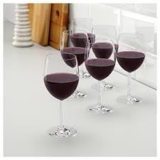 svalka red wine glass ikea