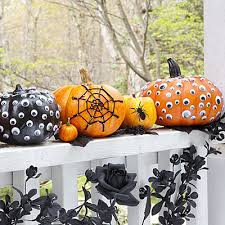 No Carve Pumpkin Decorating Ideas No Carve Pumpkin Decorating Ideas