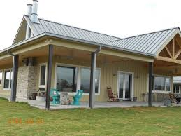 small metal barn house plans
