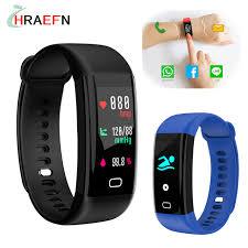 oled health bracelet images Original color oled f07 smart bracelet heart rate monitor blood jpg