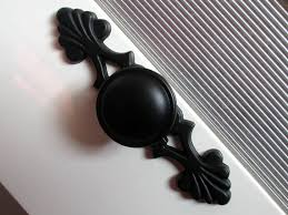 cabinet handles with backplate black dresser knobs drawer handles backplate french kitchen