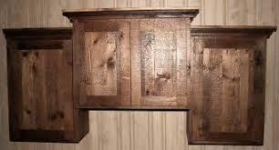 Barnwood Kitchen Cabinets Reclaimed Oak Barnwood Cabinets Barnwood Kitchen Cabinets White