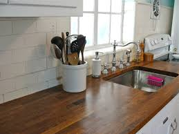 decor how to make butcher block counter top for kitchen