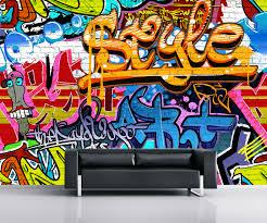 Girls Graffiti Bedroom Graffiti Wallpaper Wall Murals Ireland