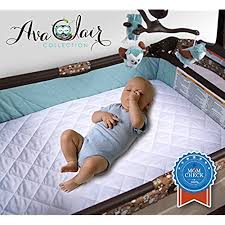 Mini Crib Mattress Cover Mini Crib Mattress Pad