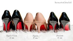 christian louboutin shoes review