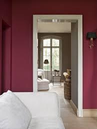 chambre a coucher bordeaux la couleur bordeaux un accent dans l intérieur contemporain