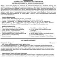 Network Administrator Resume Sample Pdf by Free Download Network Administrator Resume Format Sample For Job