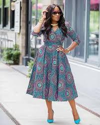 ankara dresses custom fit ankara dresses that stands out kal360degree