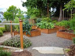 backyard vegetable garden design ideas thelakehouseva images with