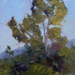 Backyard Oil Emerging Artists Dane Chinnock Southwest Art Magazine