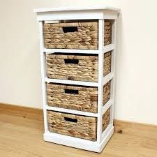 Wicker Basket Bathroom Storage Bathroom Storage Baskets Bathroom Cabinet With Baskets Bathroom