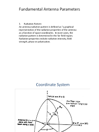 antenna basics ppt antenna radio radio