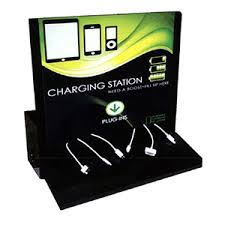 phone charger station portable device charging stations cardealerstuff