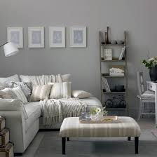 Grey Living Rooms Home Design Ideas - Living room design grey