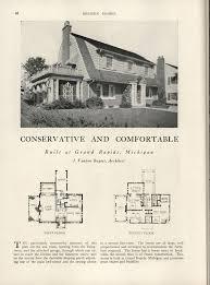American House Design And Plans 459 Best Vintage Home Plans Images On Pinterest Vintage Houses