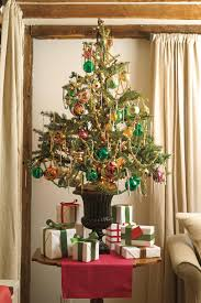 Decorated Live Christmas Trees Tabletop by Modern Ideas Real Tabletop Christmas Tree Table Top Trees