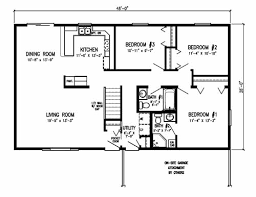 floor plans for 3 bedroom ranch homes ranch house plans 3 bedroom home pattern