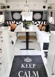 Rv Modern Interior Best 25 Rv Interior Remodel Ideas On Pinterest Rv Interior