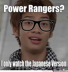 Funny Nerd Memes - super sentai nerd by hollowarx meme center