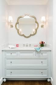 Unique Bathroom Mirrors by Unique Metallic Gold Circle Mirror Hupehome