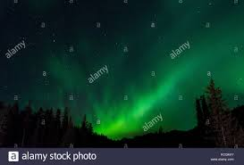 northern lights jasper national park jasper national park canada night stock photos jasper national