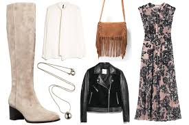 blouse your boots clothes you can wear during winter vogue