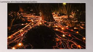 Scottsdale Az Botanical Gardens by 1512 Luminarias Desert Botanical Gardens Youtube