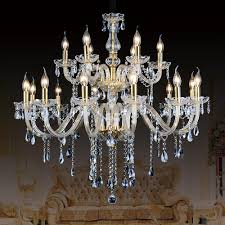 Modern Crystal Chandeliers For Dining Room by Lighting Lighting Chandeliers Modern Contemporary Chandelier