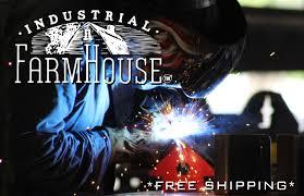 the industrial farmhouse