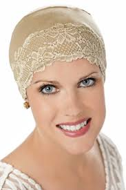 lace hat liner wear headwear for comfort cancer chemotherapy