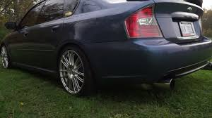 subaru modified 2006 subaru legacy gt limited modified youtube