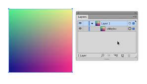 tutorial illustrator gradient 4 colors corners gradient with illustrator or photoshop graphic