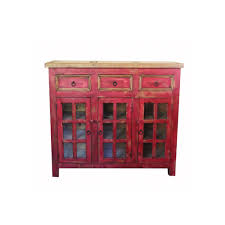 Bathroom Vanities Online by Buy Distressed Red Vanity For Your Bathroom Online
