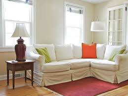 how to place and improve the look of small sectional sofa in your
