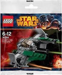 amazon specials black friday lego star wars anakin u0027s jedi intercepter mini bagged lego http