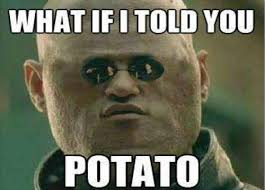 Meme What If I Told You - what if i told you potato memes and comics