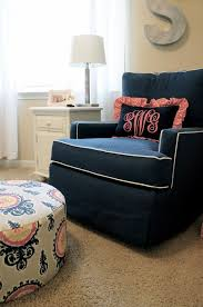 navy blue glider and ottoman 330 best chairs images on pinterest child room babies rooms and