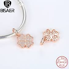 love pendant bracelet images 925 sterling silver symbol of lucky in love clear cz charm fit jpg