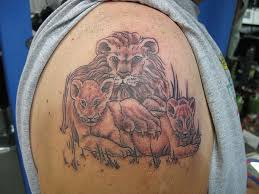 cubs 38 powerful lion tattoos tattoos i like pinterest cubs