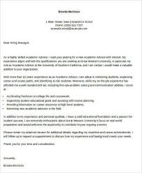 academic cover letter example academic cover letter ideas