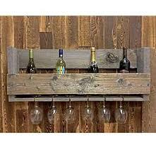 reclaimed wood decor racks shelves and more