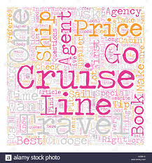 how to choose the right travel agent for the very best cruise