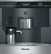 S Miele Coffee Machine Maintenance – huxtonst