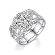 what are bridal set rings three bridal set design 3 bridal ring sets online