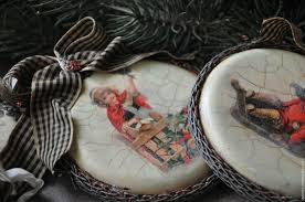 buy christmas toys victorian motifs on livemaster online shop