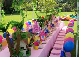 in the night garden party ideas for a birthday catch my party
