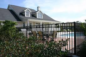 pool area ideas 18 inventive pool fence ideas for residential homes